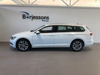 begagnad VW Passat Sportscombi 2.0 TDI BlueMotion Executive Business Euro 6 150hk