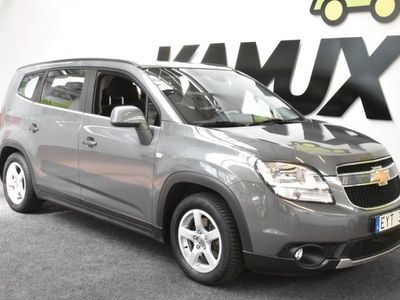 begagnad Chevrolet Orlando 1.8 | Hydra-Matic | 2012, Minibuss 89 900 kr