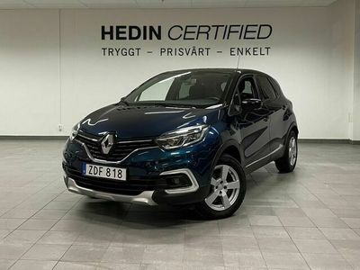 begagnad Renault Captur TCe 120hk Aut INTENS *V - hjul*