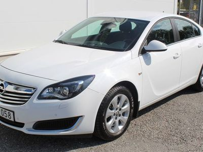 brugt Opel GT INSIGNIA Edition250 hk 4x4