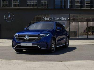 begagnad Mercedes EQC | KAMPANJLEASING FÖR FÖRETA