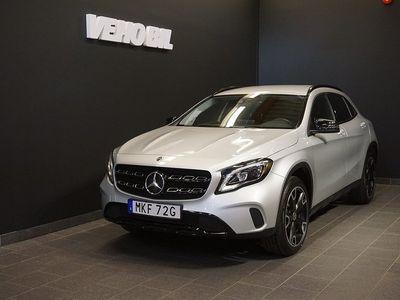 begagnad Mercedes GLA200 156hk
