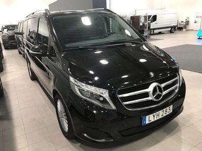 begagnad Mercedes V220 D EDITION LÅNG