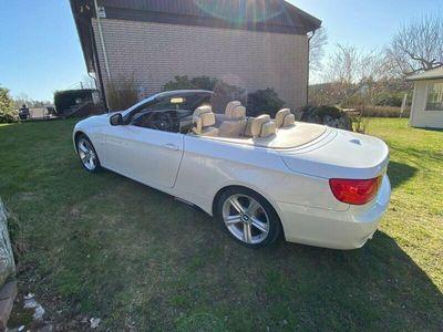 begagnad BMW 335 Cabriolet i lci e93.