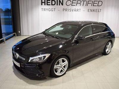 begagnad Mercedes CLA180 //AMG // DRAG // INTEGRERING AV SMARTPHONE