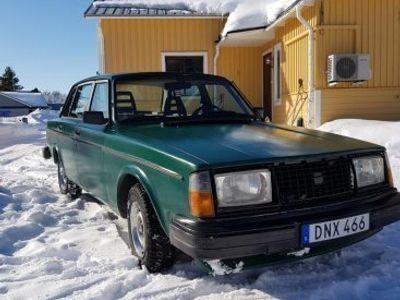 begagnad Volvo 240 -80
