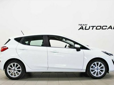 begagnad Ford Fiesta 5-dörrar 1.0 EcoBoost Titanium Euro 6 100hk