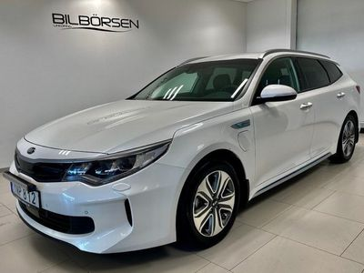 begagnad Kia Optima SW P-HEV Advance Plus (Drag. MoK Värmare)