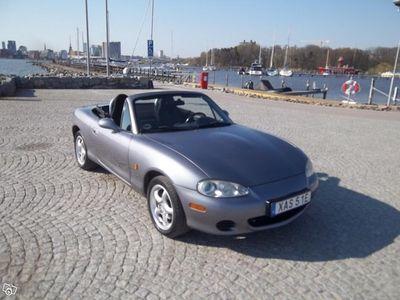 """used Mazda MX5 1.6 110 HK """"HARDTOP"""" -02"""