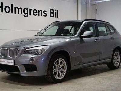 begagnad BMW X1 xDrive23d M-Sport Drag Kamera PDC