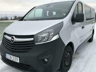 begagnad Opel Vivaro 1.6 BITURBO