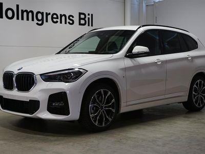 begagnad BMW X1 xDrive 20d M Sport Connected Drag