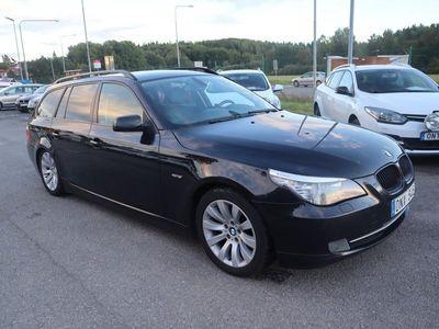 begagnad BMW 530 d Touring Automat 235hk SvSåld