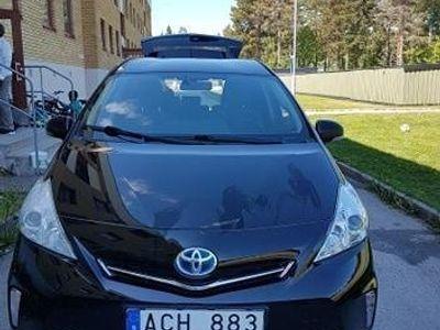 begagnad Toyota Prius+ Hybrid 1.8 VVT-i + 7sits