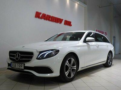 begagnad Mercedes E200 E Benzd Aut l Navi l Backkamera l Widescreen 2019, Kombi Pris 259 900 kr