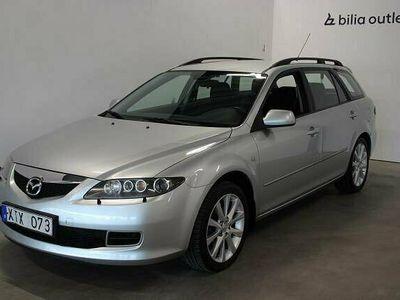 begagnad Mazda 6 Wagon 2.3 automat (166hk) Drag
