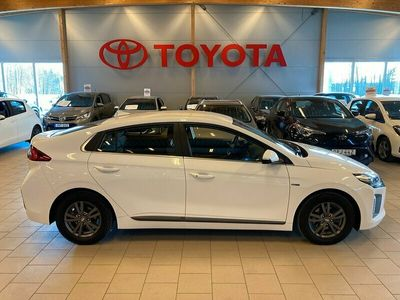 begagnad Hyundai Ioniq Hybrid / S-HJUL & V-HJUL,GPS,MM
