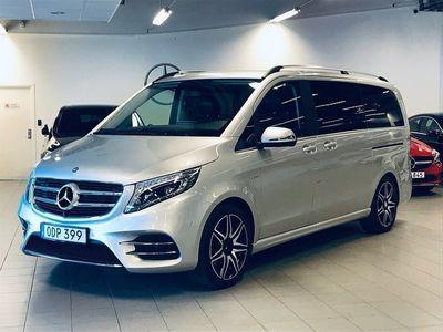 begagnad Mercedes V250 d Exclusive AMG Lång