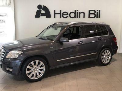 begagnad Mercedes GLK220 CDI/ Drag