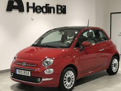 gebraucht Fiat 500 LOUNGE 1.2 BZ P-SENS