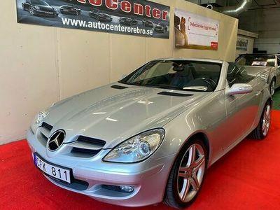 begagnad Mercedes 350 SLK Benz7G-Tronic 2006, Cab Pris 149 900 kr