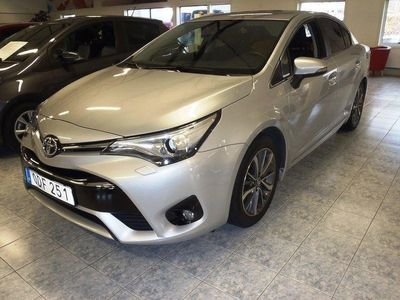 begagnad Toyota Avensis Sedan 2.0 Multidrive S Active