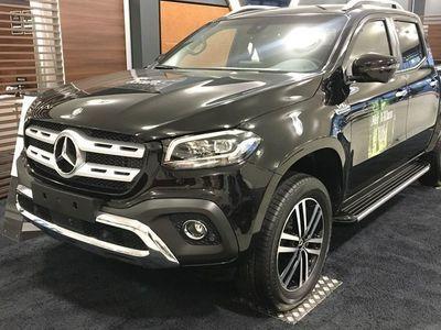 begagnad Mercedes X350 XD POWER EDITIO