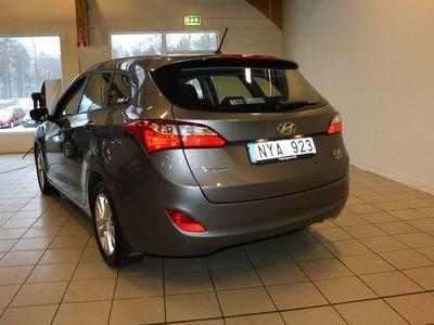 gebraucht Hyundai i30 Kombi 1.6 CRDi M6Business