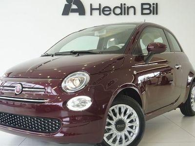 begagnad Fiat Coupé 500 LOUNGE 1,2 L 69 HK *APPLE CARPLAY*