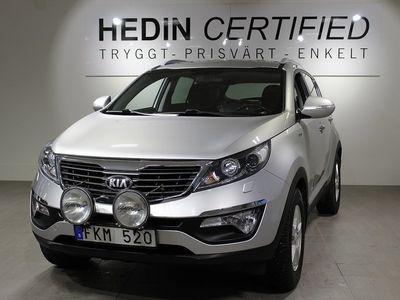 begagnad Kia Sportage 2.0 CRDi AWD Automat 2013, SUV 127 500 kr