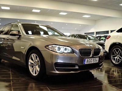 begagnad BMW 520 d Touring 190hk Auto / Drag / Euro 6