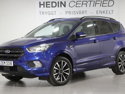 begagnad Ford Kuga ST-Line 1.5 Ecoboost 2018, SUV 199 900 kr