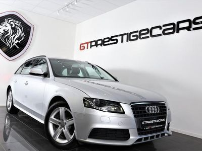 begagnad Audi A4 Avant 2.0TDI Aut Skinn | Sv-såld