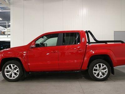 begagnad VW Amarok DoubleCab HIGH 3,0 258HK AUT 4M/Drag/Värmare/Komfort