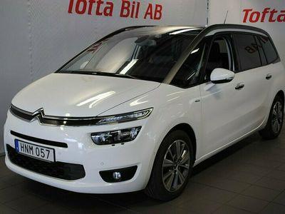 begagnad Citroën Grand C4 Picasso 150 Hk Automat