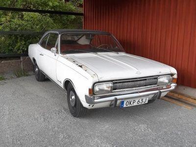 begagnad Opel Commodore Coupé 2.5