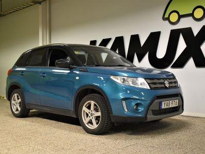 begagnad Suzuki Vitara 1.6   4WD   Aut   Exclusive (120hk)