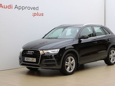 used Audi Q3 2.0 TDI q 150 hk EU6