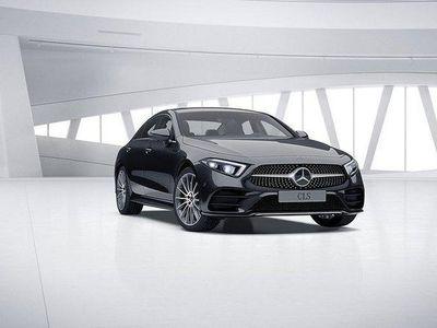 begagnad Mercedes CLS400 d 4MATIC Coupé
