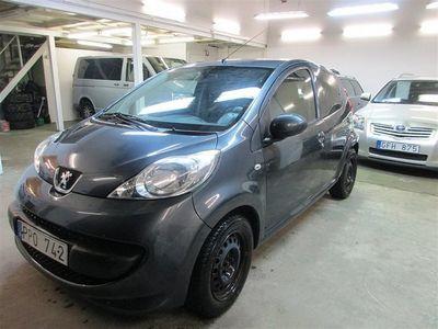 gebraucht Peugeot 107 1071.0 5dr (68hk) besiktad