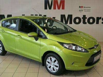 begagnad Ford Fiesta 5-dörrar 1.4 TDCi NY-KAMREM 2011, Halvkombi Pris 54 900 kr