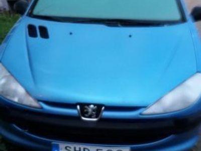 begagnad Peugeot 206 xs 3d 1,6 -98