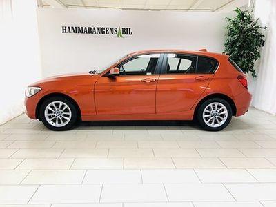 gebraucht BMW 116 i 5-door Euro 6 136hk