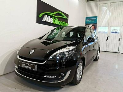begagnad Renault Grand Scénic 1.5 dCi DCT 7-sits/NYBES/110hk