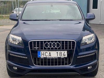 begagnad Audi Q7 3.0 TDI V6 quattro S-Line, Proline
