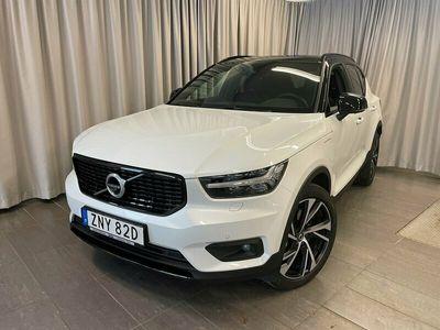 begagnad Volvo XC40 T5 Recharge R-Design 2021, SUV Pris 529 000 kr