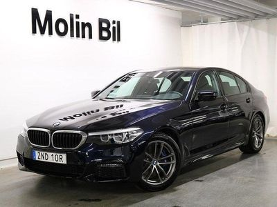 begagnad BMW 530 i xDrive Sedan / M-Sport / Vinterhjul