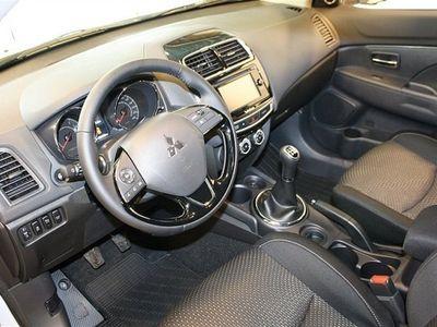 begagnad Mitsubishi ASX ZC 1 1.6 AS&G M5 2WD Komfort Plus