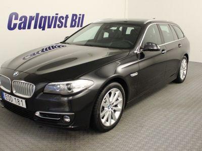 begagnad BMW 530 d TOURING 258HK Modern Line Panorama Aut