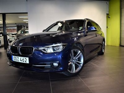 begagnad BMW 330 xdrive Sport line paket (252hk), Dragkrok infällbar,